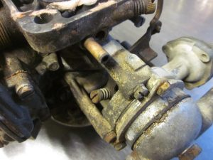 WEBER 3236 DGAV Restoration