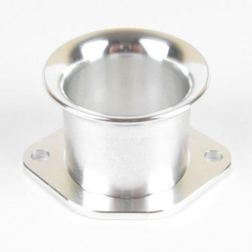 CUPIRE DCOE / IDF / DELLORTO DHLA / DRLA / SK / SOLEX CARBONS TRUMPET (43mm)