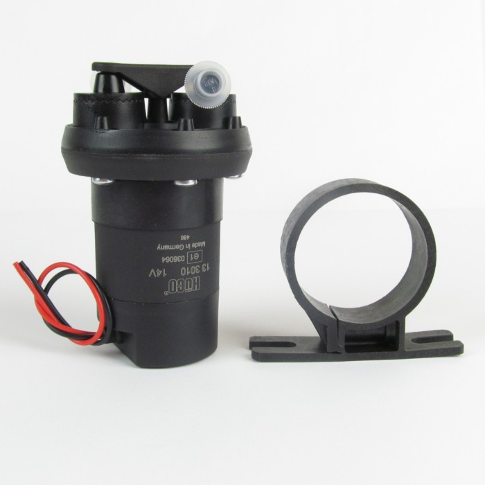 WEBER/DELLORTO/SOLEX CARBURETTOR 12V ELECTRIC FUEL PUMP (2.1 PSI)