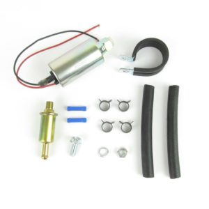 12V ELECTRIC FUEL PUMP KIT FOR CARBURETORS (LOW PRESSURE PUMP)