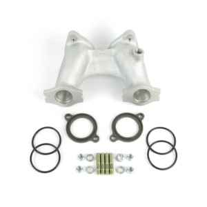 CLASSIC MINI A-SERIES INTAKE / INLET MANIFOLD WEBER / DELLORTO 45 DCOE / DHLA CARB