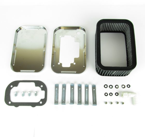 WEBER DGV, DGAV, DGEV, DGAS, DGMS & amp; DGES CARBURETTOR AIR FILTER / CLEANER ASSEMBLY