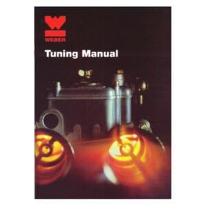 WEBER DGAV/DCOE/IDF/IDA/DCNF/DCO/SP CARBURETTOR TUNING MANUAL BOOK