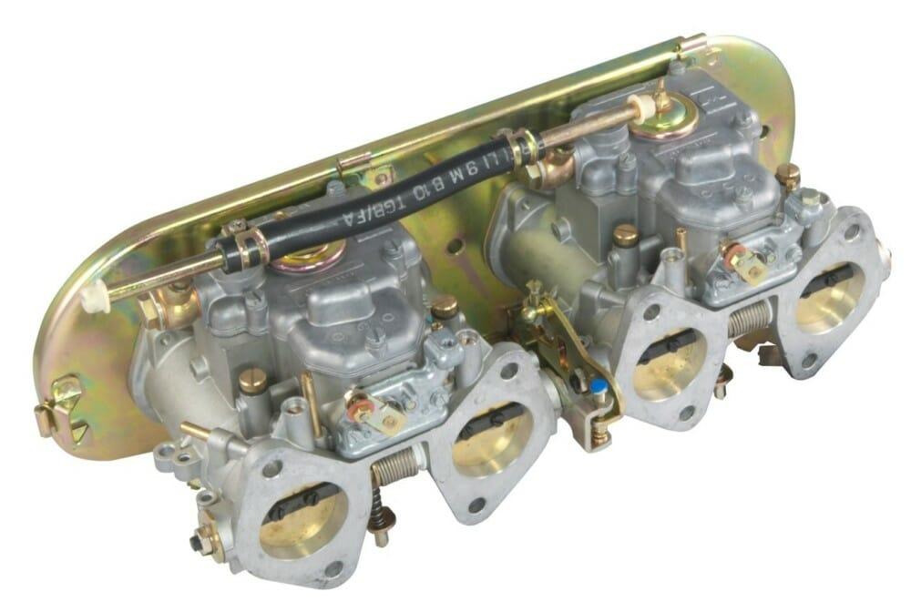 WEBER 40 DCOM 8 / 9 para el deporte Citroen AX 1300 - ¡¡¡PAREJA COMPLETA !!