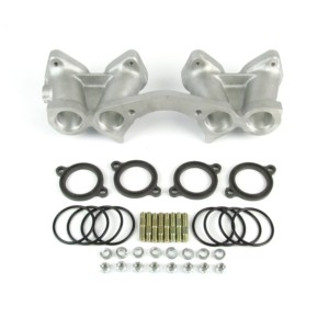VOLVO B18 / B20 ENGINE INETAKE MANIFOLD FOR WEBER DCOE CARBURETTORS