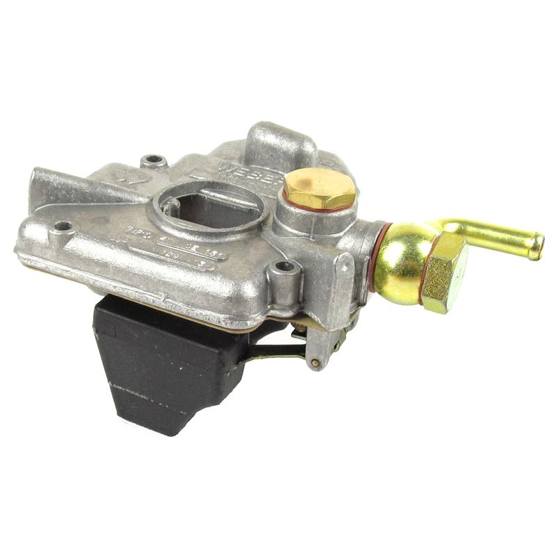 WEBER 40 DCOE 151 TWIN CARB / CARBURETTOR TOP COVER / LID + FLOAT