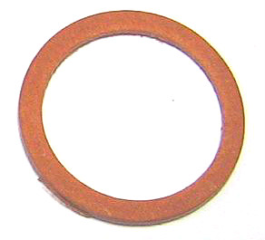 WEBER DCOE/DCO/SP/DCOM TWIN CARBS FUEL FILTER COVER/UNION OUTER FIBRE SEAL