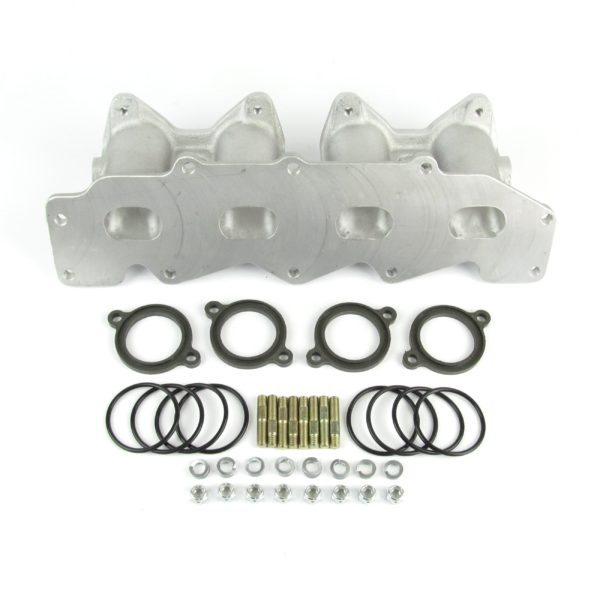 FORD ZETEC 16V INLET/INTAKE MANIFOLD FOR TWIN WEBER/DELLORTO CARBS
