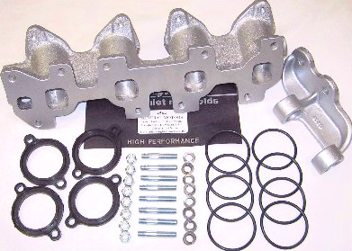 VAUXHALL/OPEL 1.4-1.6 INTAKE MANIFOLD WEBER/DELLORTO DCOE/DHLA CARBURETTORS