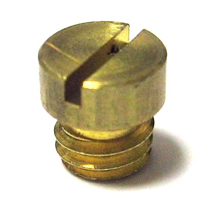 WEBER DCOE & DCO / SP CARBURETTOR PUMP DEMAND VALVE COVER SCREW / PLUG