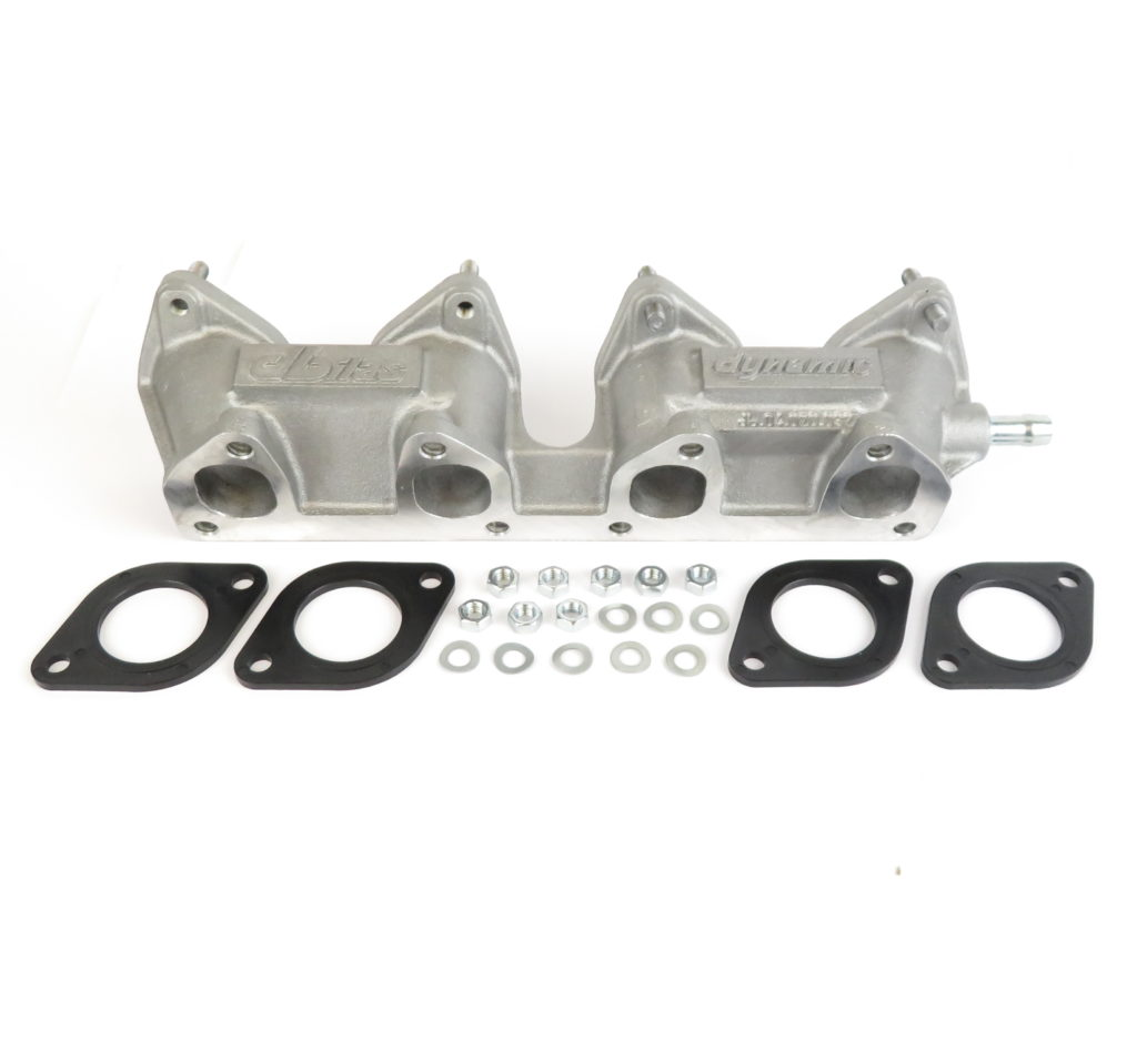 WEBER 48//50//55  DCO//SP CARB//CARBURETTOR  INLET MANIFOLD FITTING KIT
