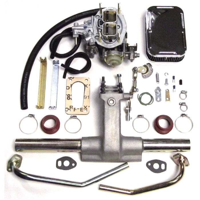 קלאסי VW סוג 1 / T1 CAMPER / חיפושית 1600-1835cc וובר DFEV CARBURT / CARBURETTOR KIT
