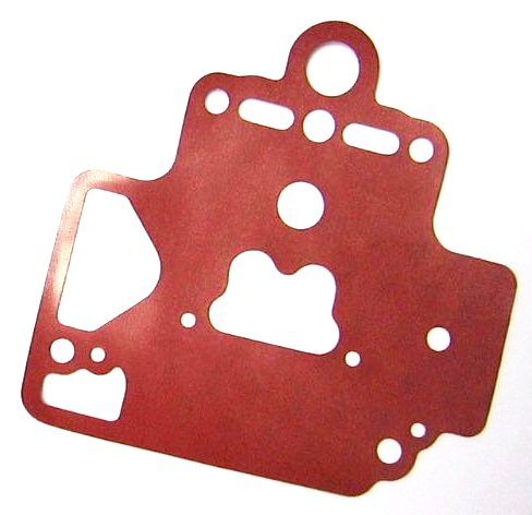 Dellorto DHLA (TURBO) Twin Carburators / Carbs - 1x Top Cover GASKET (TURBO)