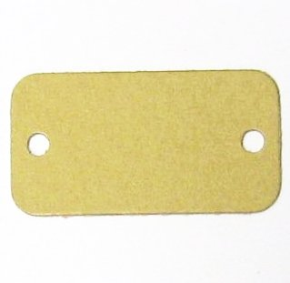DELLORTO 40 / 45 / 48 DHLA DOUBLE CARB / CARBURATEURS JET COVER GASKET