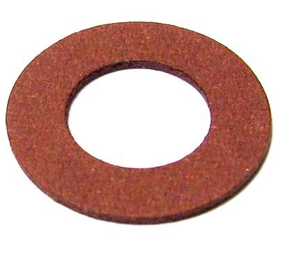 DELLORTO DHLA & WEBER DCO3 / IDA3C CARBURATEUR - FUEL UNION FIBER WASHER (BINNEN)