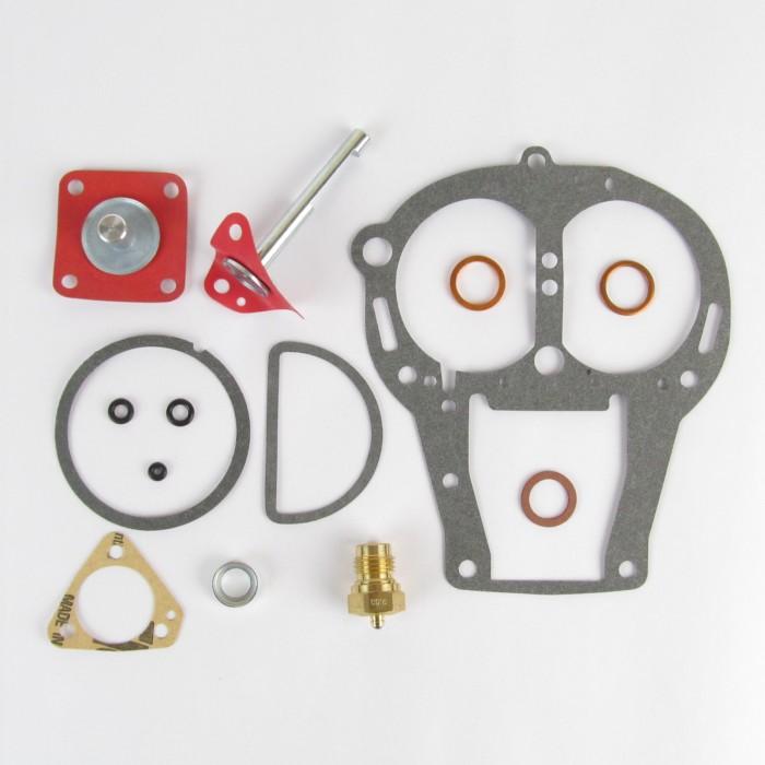 AUDI 80 / 100 SOLEX / PIERBURG 32 / 35 TDID Карбюратор / карбюратор - капитальный ремонт / прокладка / сервисный комплект