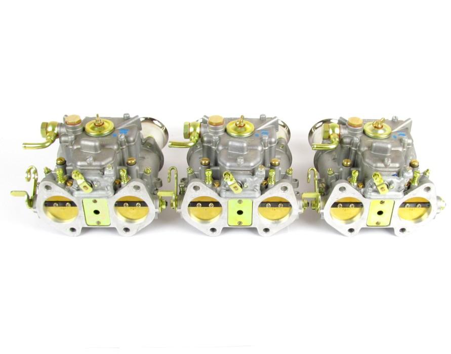 WEBER 45 DCOE TWIN CARBS DATSUN 240 / 260 / 280 / NISSAN / BMW M20 / M30 / JAGUAR XK