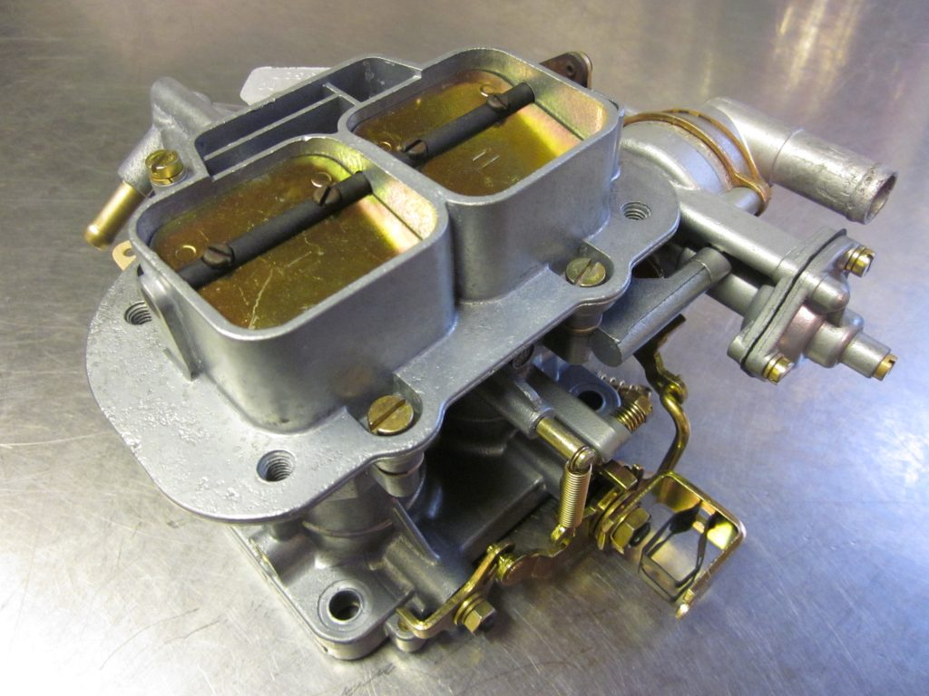 WEBER 32-36 DGAV Carburateur-Carb Restoration - Mk1 Ford RS2000