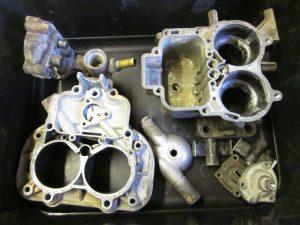 WEBER 32/36 DGAV Restoration (54)