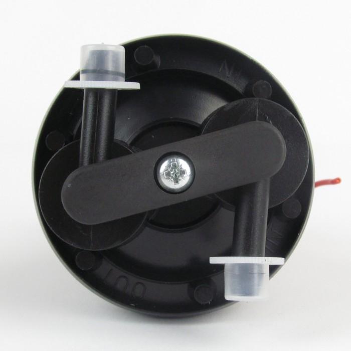 HUCO 12V elektriline kütusepump - WEBER / Dellorto Twin Carbs - valmistatud Saksamaalt