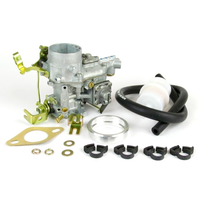 WEBER 34 ICH CARBURETTOR CONVERSION KIT CLASSIC FORD 1.1 & 1.3L ENGINE