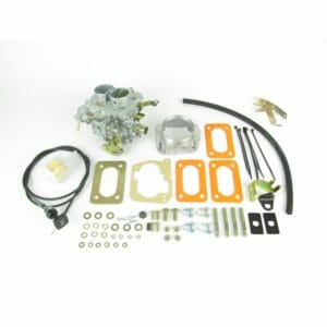 WEBER 32/34 DMTL CARB KIT - NISSAN PATROL L28 2753cc ENGINE (MANUAL)