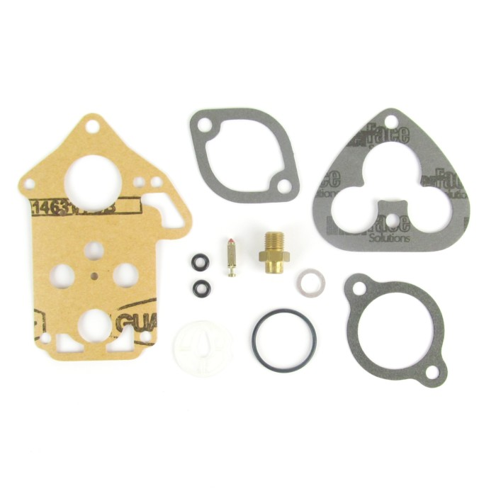DELLORTO FRG 28 CARB SERVICE / GASKET KIT - Класически FIAT 500 / 126 RENAULT R4