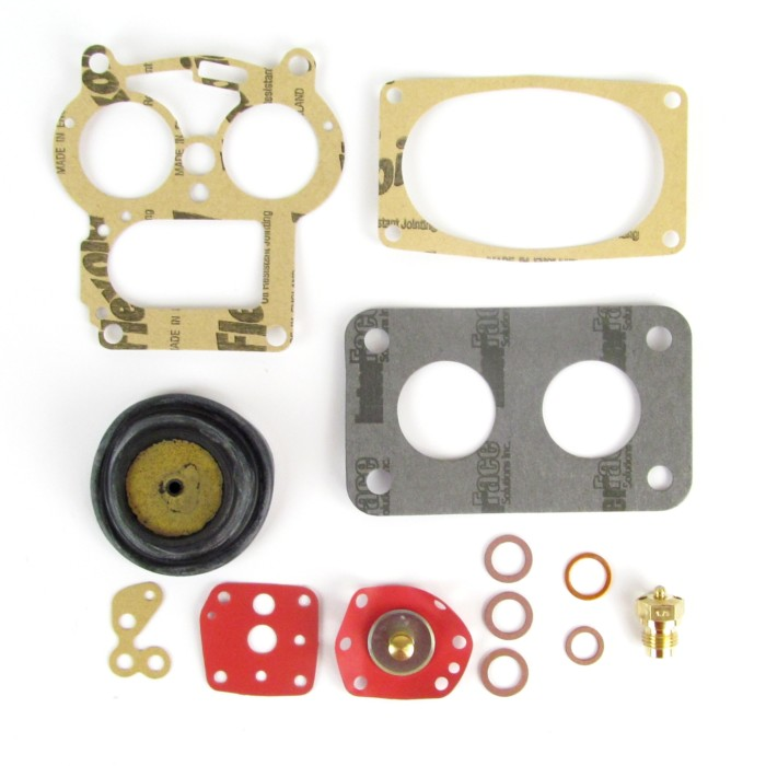 SOLEX 32 PAIA TWIN CARB SERVIS / GASKET KAT CLASSIC 1.3 / 1.6 ALFA ROMEO GIULIA TI