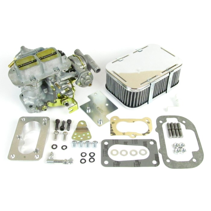 CLASSIC 1.9 VW T25 CAMPER ENGINE WEBER 32/36 DGAV CARB CONVERSION KIT