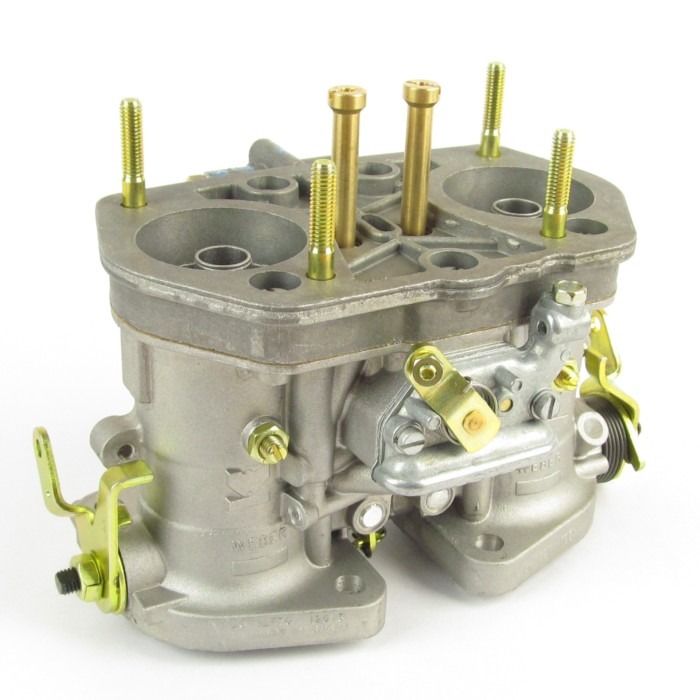 GENUINE WEBER 40 IDF CARBURETTOR FORD (MED CHOKE)