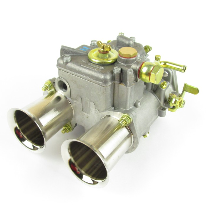 GENUIN WEBER 45 DCOE 152 'G' CARBURETTOR FORD ZETEC / DURATEC (5)