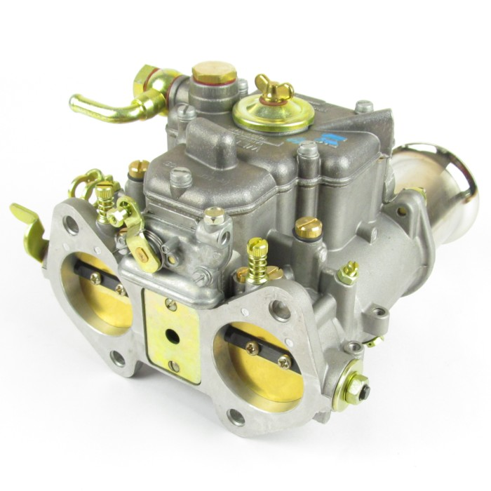GENUINE WEBER 45 DCOE 152 'G' CARBURETTOR FORD ZETEC / DURATEC (5)