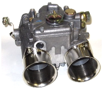 WEBER 50 DCO/SP TWIN CARB/CARBURETTOR