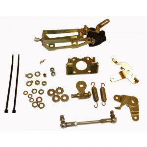 WEBER 38-55 DCOE/DCO/SP TWIN CARB/CARBURETTOR THROTTLE LINKAGE KIT