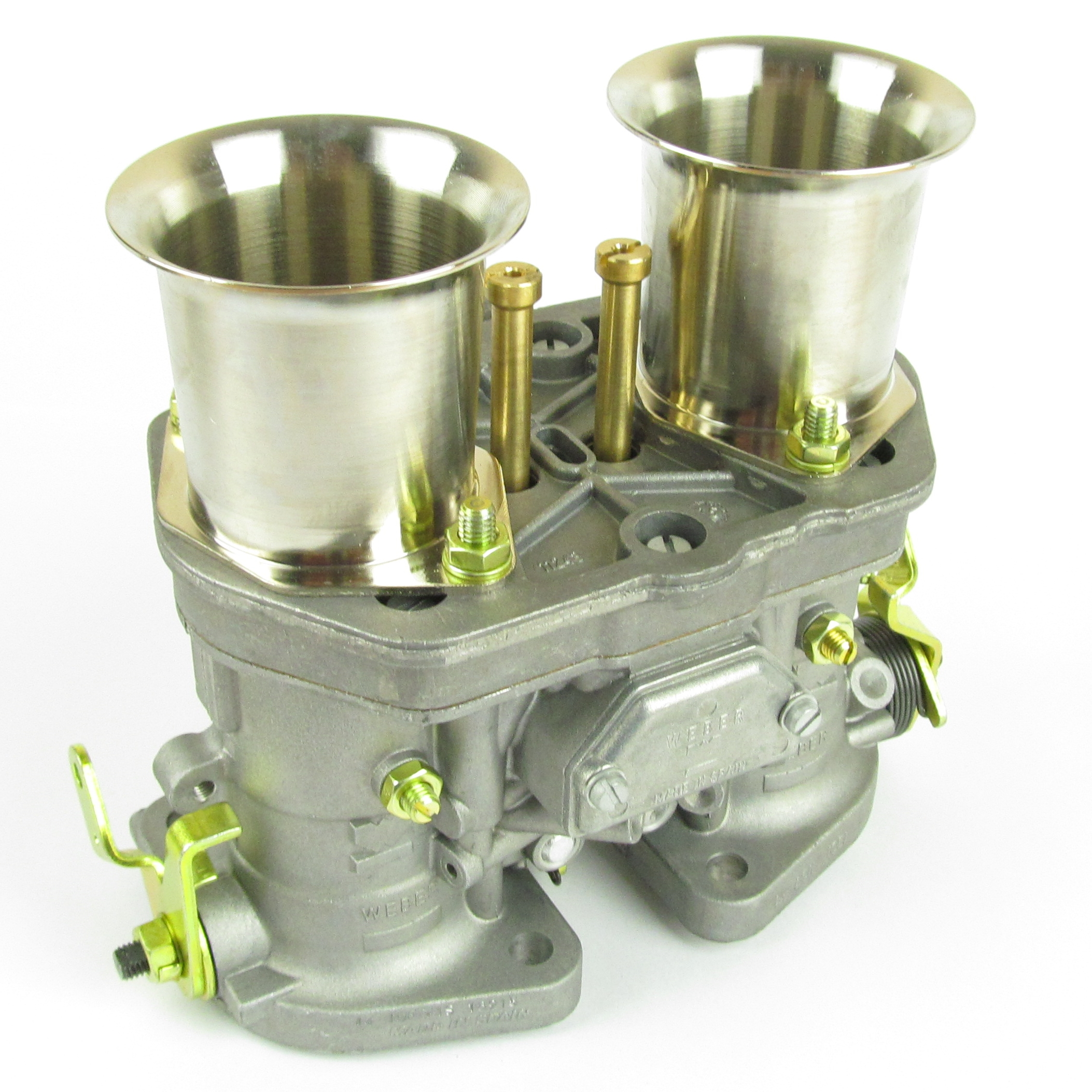 WEBER 44 IDF TWIN CARB FIAT / FORD / ROVER / PORSCHE / AIRCOOLED VW BEETLE / CAMPER ETC ..