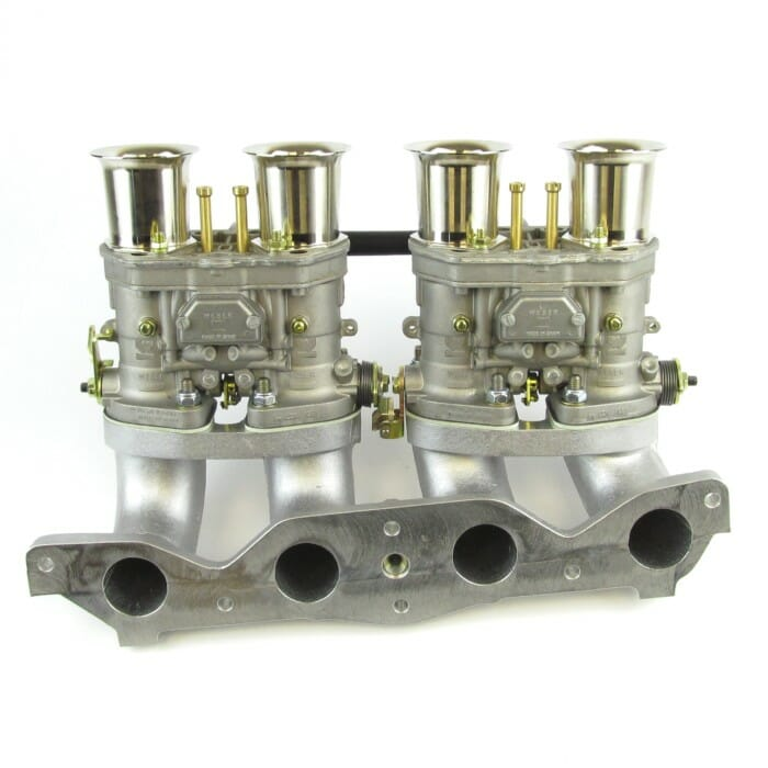 WEBER 44 IDF TWIN CARBS KIT - FORD MK1/MK2 ESCORT GP1 RS2000 2 0/2 1 PINTO  ENGINE