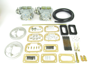 CLASSIC 6-CYLINDER BMW 2.5 / 2.8 / 3.0L BAVARIA WEBER 32 / 36 DGAV CARBULER CONVERSION KIT