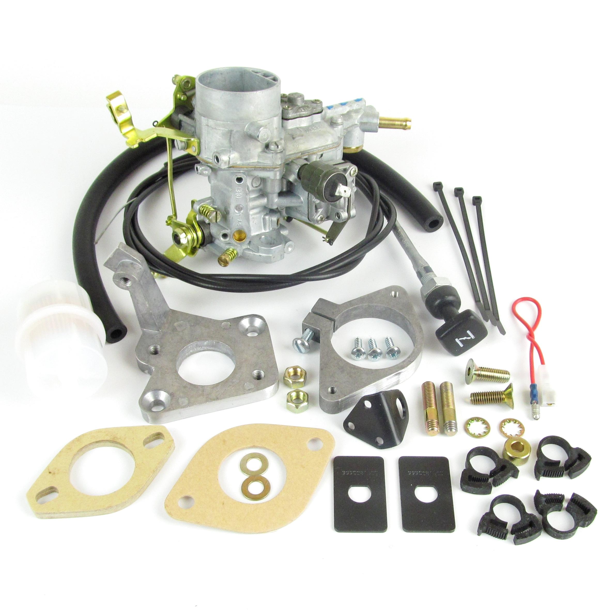 originele weber 34 ich carburator carburateur ford. Black Bedroom Furniture Sets. Home Design Ideas