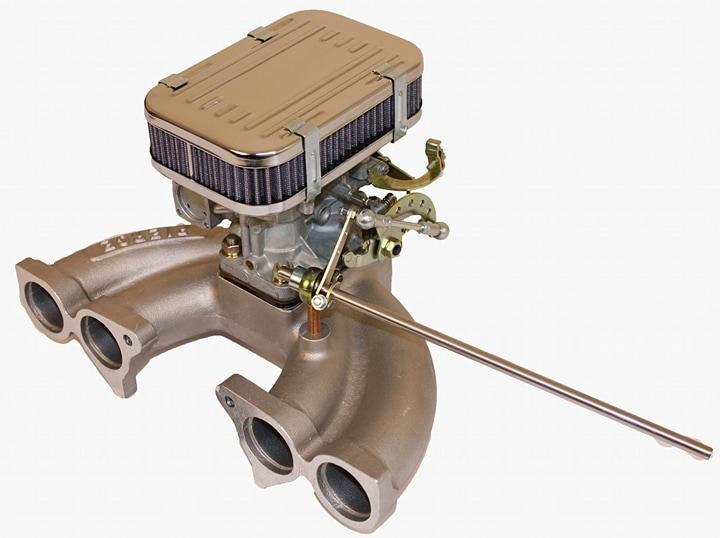 WEBER 32/36 DGEV CARBURETTOR & MANIFOLD KIT VOLVO B18/B20 ENGINE