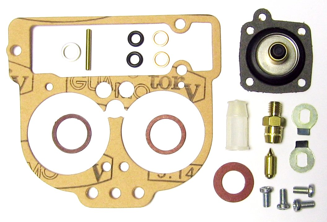 WEBER 44 DCNF CARBURETTOR SERVICE / GASKET KIT LASSIC DUCATI 750 PASO