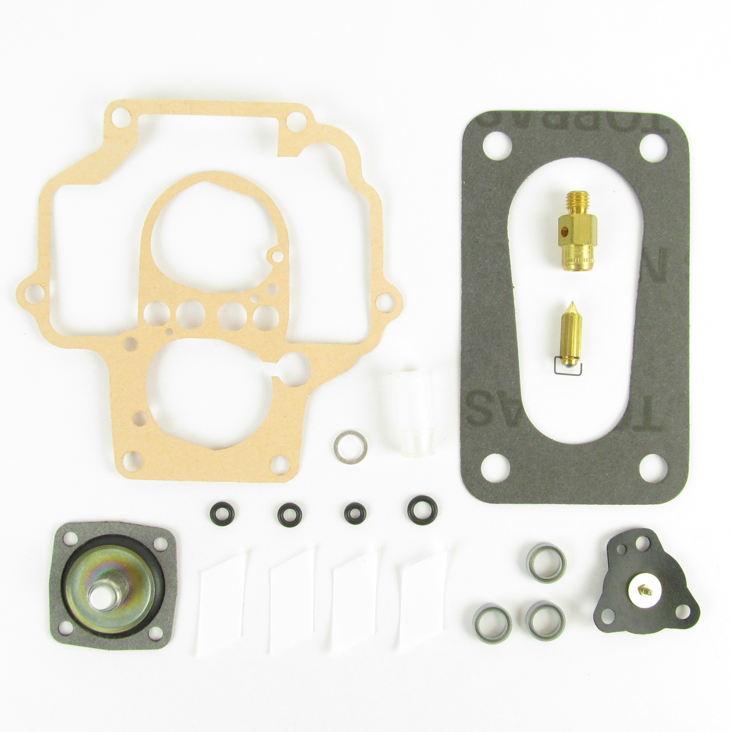 WEBER 30 / 34 DFTH-CARB-SERVICE / GASKET KIT CLASSIV FORD SIERRA / GRANADA / SAPPHIRE 2.0-INGINE