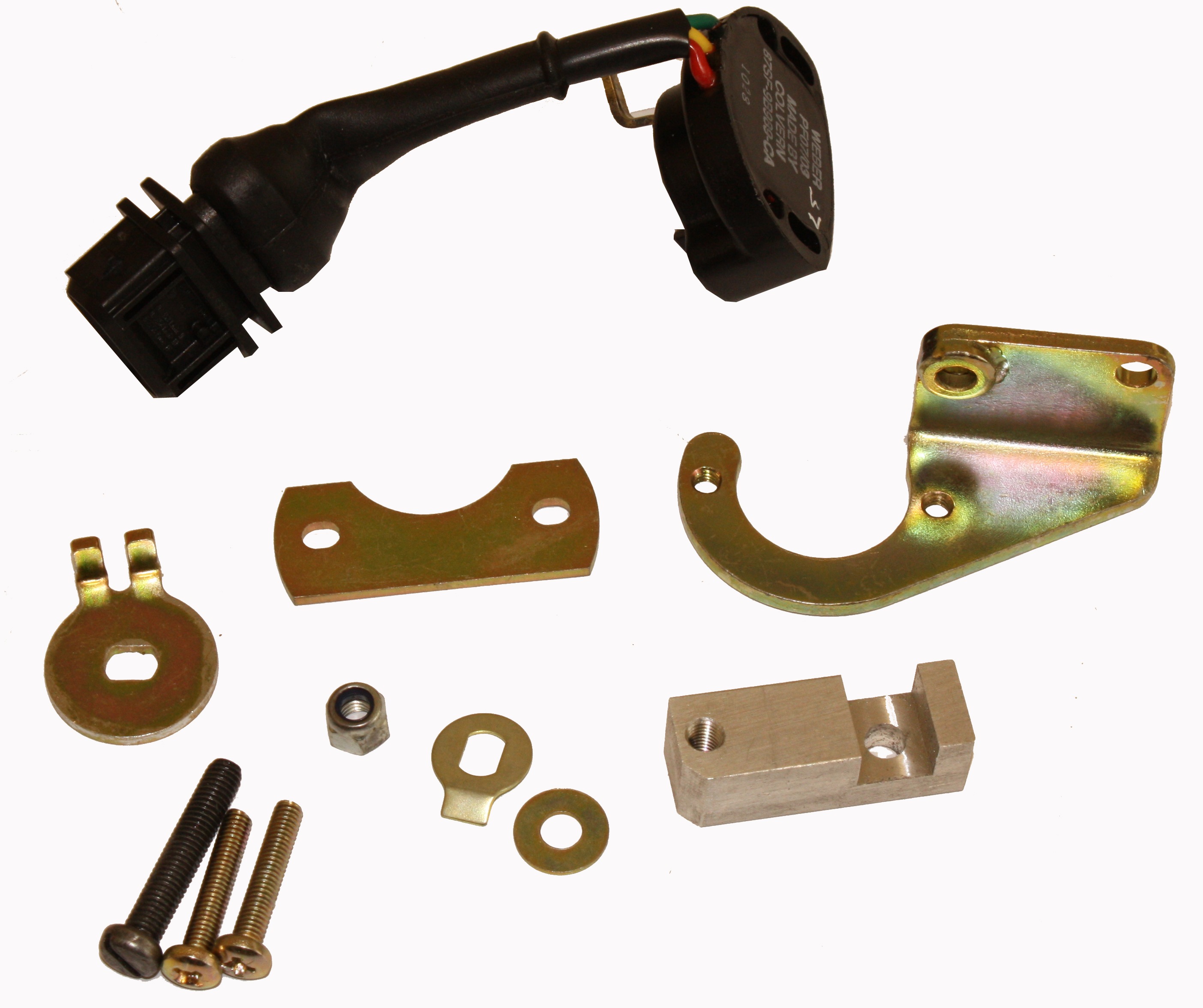 WEBER 48 / 50 / 55 DCO- / SP TWIN CARBURETTOR THROTTLE POSITION-ANTURI (TPS) KIT