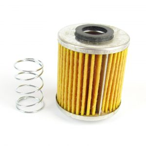 WEBER/DELLORTO CARBS FISPA REPLACEMENT FUEL FILTER & SPRING