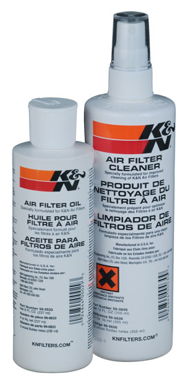 WEBER / DELLORTO / SOLEX / SK / MIKUNI ETC .. CARBURETTOR K & N AIR FILTER CLEANING KIT