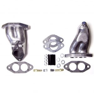 AIR-COOLED VW T1 DUAL-PORT ICT CARB MANIFOLD KIT CB PERFORMANCE