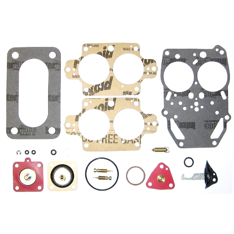 PIERBURG-SOLEX 38 EEIT TWIN CARBURETTOR / CARB SERVIS / GASKET KIT