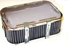 WEBER 32 / 36 DGV / DGAV / DGEV & 38 DGAS DGMS / TGES CARBS AIR FILTER ASSEMBLY