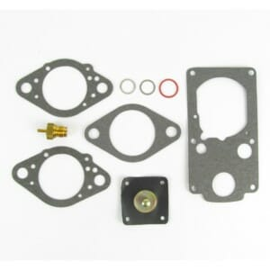 BROSOL/SOLEX/KADRON 40/44 CARBURETTOR SERVICE/GASKET/REPAIR KIT CLASSIC VW ENGINE
