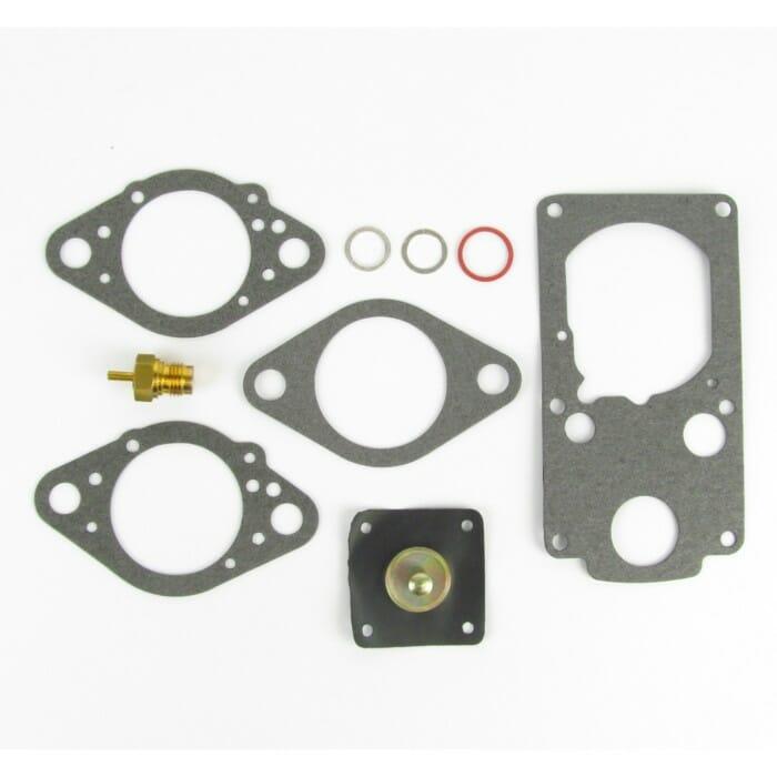 BROSOL/SOLEX/KADRON 40/44 CARBURETTOR SERVICE/GASKET/REPAIR KIT CLASSIC VW  ENGINE