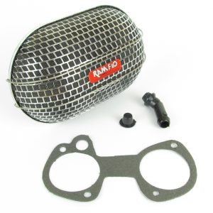 WEBER 38/40/42 DCOE TWIN CARBS - LYNX RAMFLO AIR FILTER ASSEMBLY